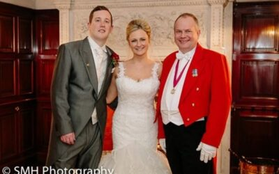 Wedding at Thornton Manor